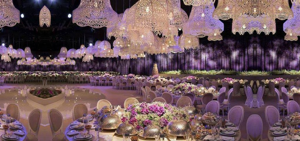 Luxury Events Weddings